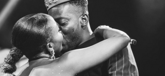 TRENDING: Adekunle Gold, Simi's wedding excites Nigerians on Twitter