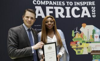 PROMOTED: London Stock Exchange Group lists Mojec among 'Companies to Inspire Africa' 2019