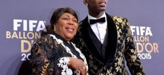 Pogba's mother appointed women football ambassador in Guinea