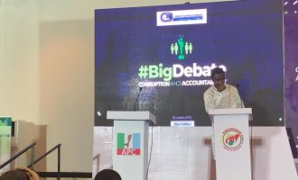 APC absent at CDD presidential debate on corruption