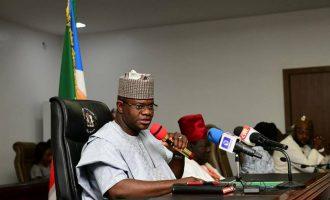 Yahaya Bello suspends KSU VC, poly rector over non-compliance with TSA
