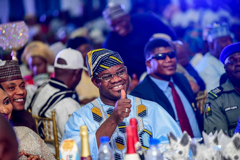 Yahaya Bello: Kogi's Confluence University of Science and Tech to rival MIT, Stanford