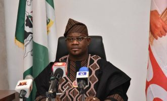 Yahaya Bello swears in new Kogi chief judge