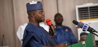 Yahaya Bello on guber poll: I'll defeat my opponent by a landslide
