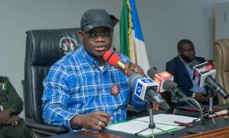 Be mindful of the CSOs you accredit to monitor elections, Yahaya Bello tells INEC