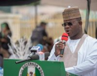 Kogi is committed to improving welfare of teachers, says Yahaya Bello