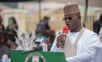 Yahaya Bello asks 4 LG chairmen to produce killers of 15 herders