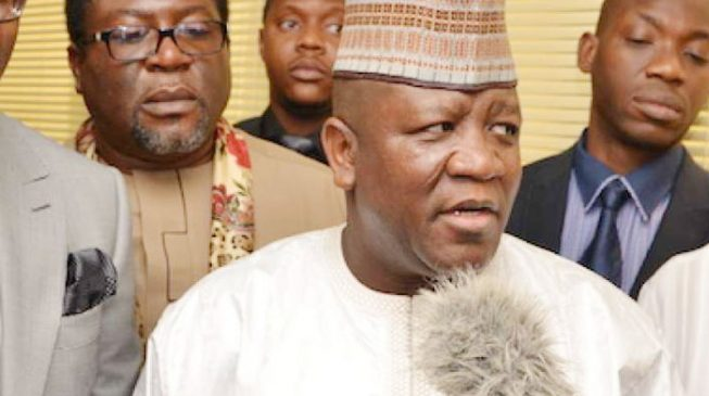 Yari: I did my best to tackle insecurity in Zamfara