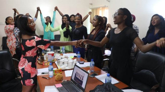 Group seeks active participation of women in leadership roles
