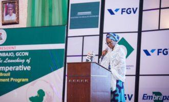 Nigeria, Brazil unveil $1.1bn mechanisation programme