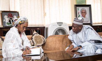 Zainab Ahmed backs Ganduje's plan to buy 540MW from QIPP