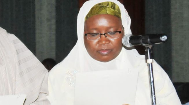 PDP kicks against appointment of Amina Zakari as head of INEC's collation center