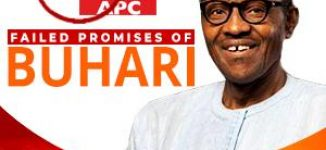 PROMOTED: Behold the 62 failed 2015 election campaign promises of Muhammadu Buhari and APC