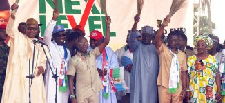 Oshiomhole: Once you join APC, all your sins are forgiven