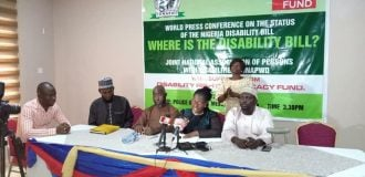 Persons with disabilities tackle Buhari over comment on bill protecting them