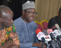 APC dismisses Wadume's claim, says era of giving thugs money ended with PDP