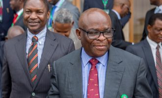 Tsav says Onnoghen's removal is timely
