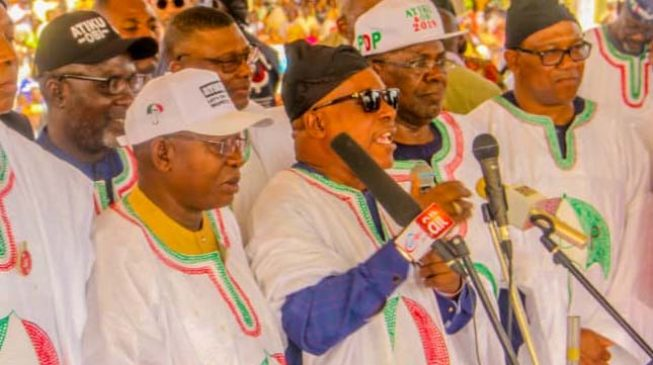 Secondus: Some thieves in Lagos are talking about fighting corruption