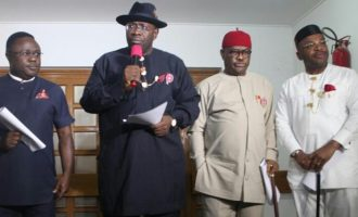 South-south governors ask CJN to ignore CCT summons