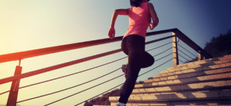 Study: Daily stair climbing boosts heart health, aids longevity