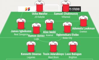 Lookman, Iwobi, Etebo… TheCable's team of the week