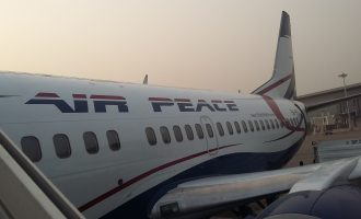 Evacuation of Nigerians delayed as SA denies landing permit to Air Peace aircraft