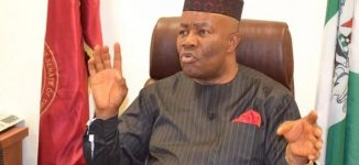 Akpabio: I didn't get N300m fence construction contract from NDDC