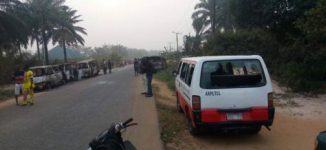 'Two killed', vehicles burnt in Akwa Ibom pre-election violence