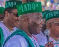 PDP crisis: Atiku pacifies aggrieved members, says Nigeria can't be one-party state