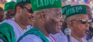 Jibrin from Sudan, Atiku from Cameroon, but there are really no Nigerians
