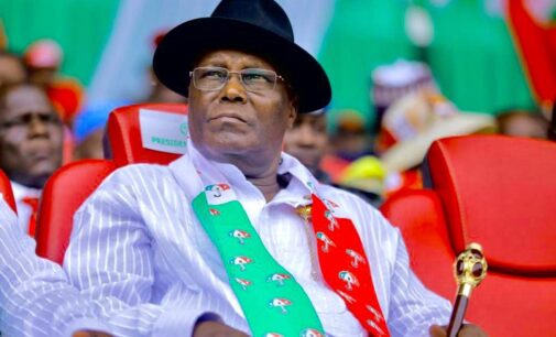 Atiku writes Lawan, asks n'assembly to reject non-viable loan requests