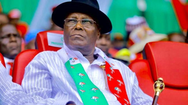 Atiku demands N500m from Buhari's aide for 'defamation'