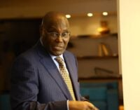 Oshiomhole kicked against fuel subsidy removal under Obasanjo, says Atiku