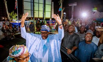 One killed during Buhari's victory celebration in Lagos