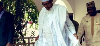 Buhari returns to Abuja, says 'I'm disappointed'