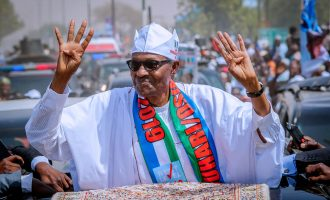 Buhari leading with over 1m votes in 18 states announced so far