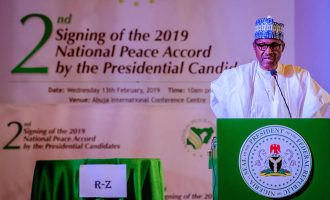 Buhari: Elections are important only if they make the country safe