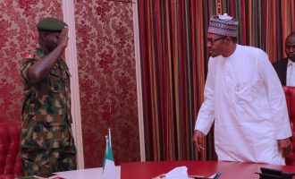 YIAGA asks Buhari to call military to order