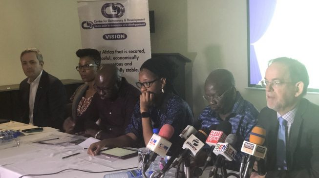 CDD inaugurates election analysis centre, unveils plans to combat fake news