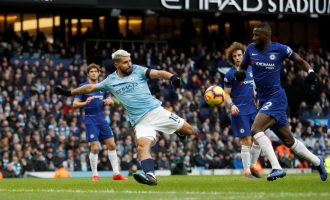 Man City dismantle Chelsea, return to top of league