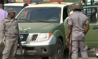 Outrage as customs official 'kills' man during argument