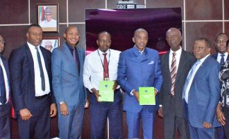 AMCON, estate surveyors collaborate on sale of assets