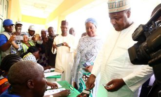 Card reader rejects Dogara's fingerprint