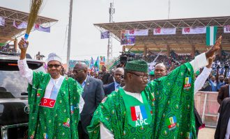 Buhari: I'm only seeking a second term — NOT third like Obasanjo