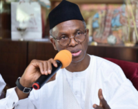 El-Rufai: Bandits must be wiped out — they have challenged Nigeria's sovereignty