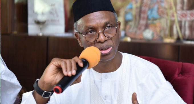 El-Rufai: Acting on the constitution