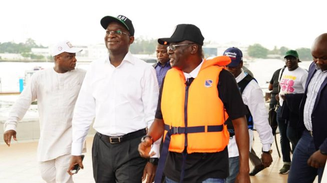 'He will deliver on the job' — Fashola endorses Sanwo-Olu