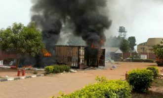INEC: Anambra fire destroyed 4,695 card readers