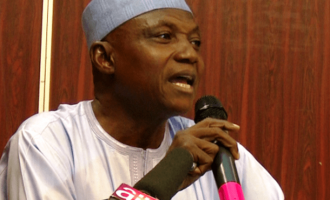 Garba Shehu: Those of us who attended Abba Kyari's burial were barred from Aso Rock — but it's normal