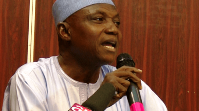We cannot guarantee whether or not the Buhari administration will end to B'Haram insurgency.  - Garba Shehu